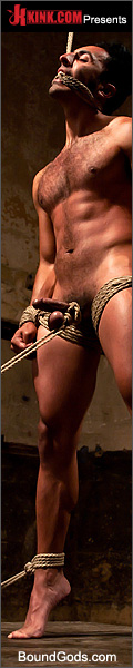 Hung Bound Gods!